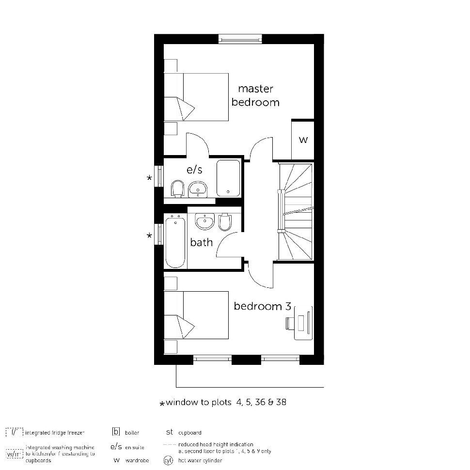 4 bedroom end terrace for sale in maidstone kent me16 9nr me16
