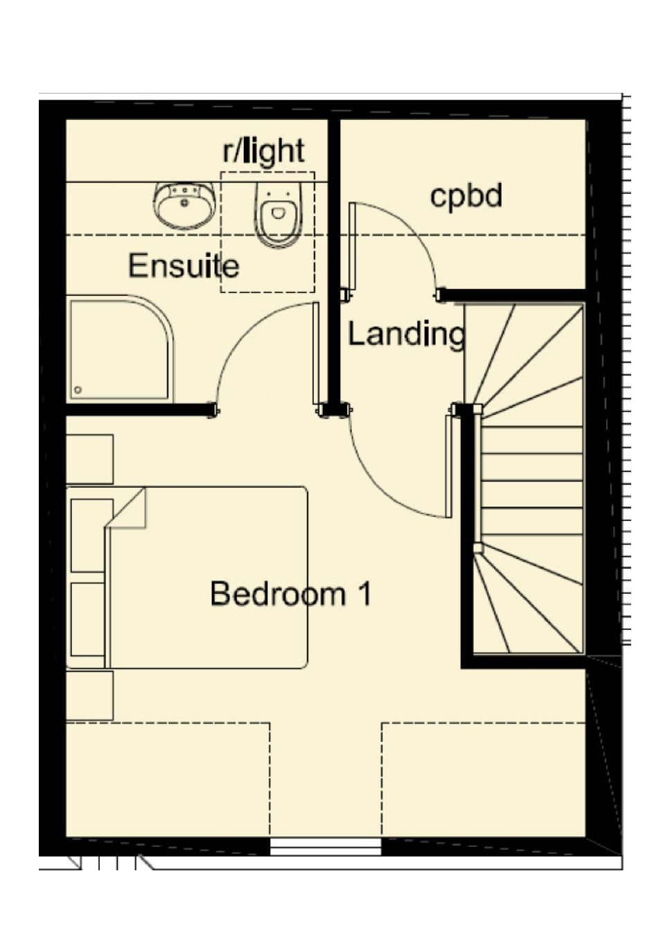 Plot 1, Floorplan 3