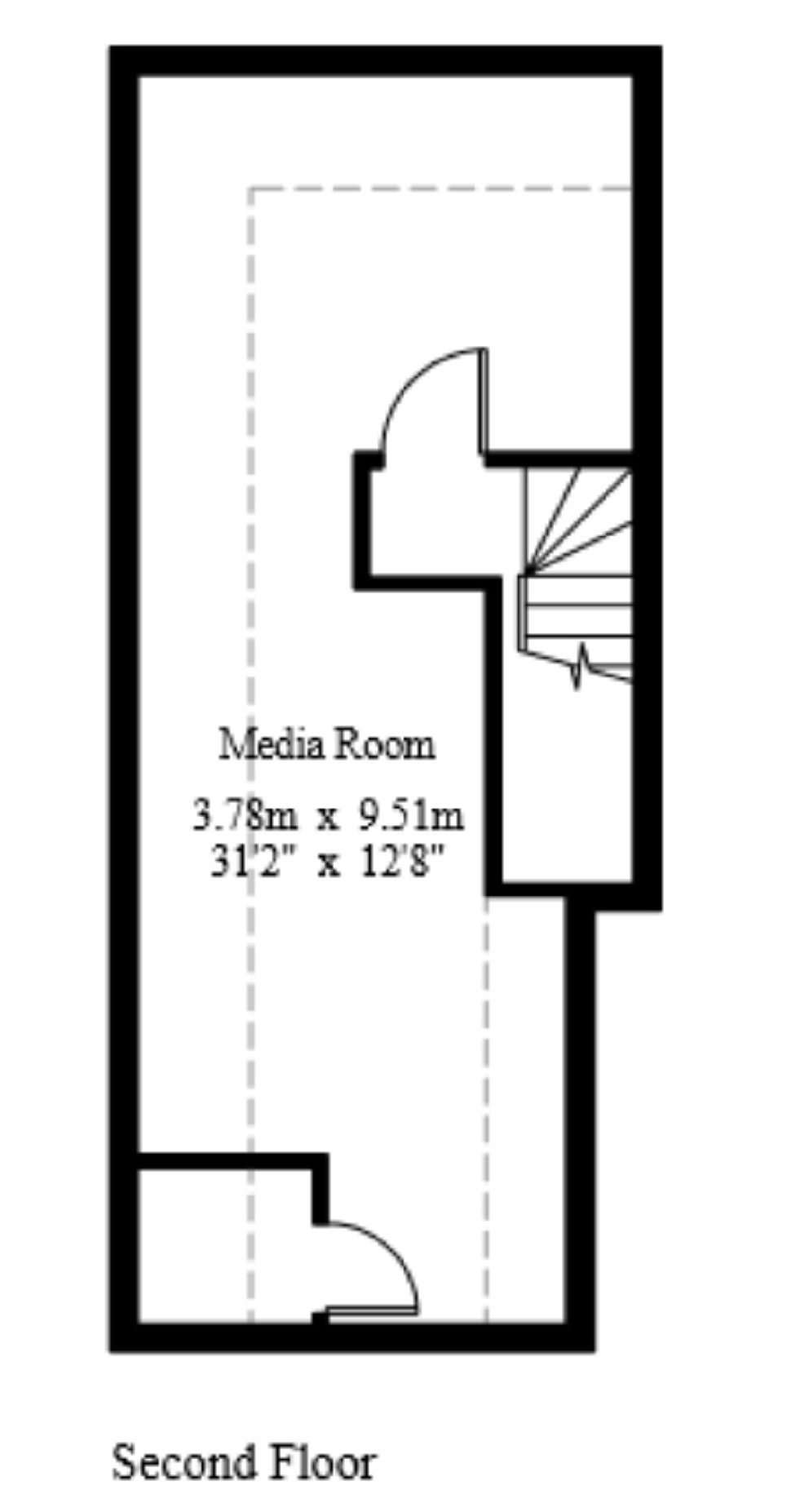 Plot 1 De Clare Court, Floorplan 3